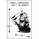 Heller 80897HMS Victory Model Kit