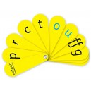 Inspirational Classrooms 3003708  Teacher Letter Fan  Educational Toy