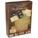 Sherlock Holmes Consulting Detective Thames Murders Game