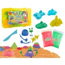 Magic Sand 1 kg Mega Box