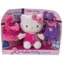 Jemini–Hello Kitty 022676–Soft Toy–Dressing–20cm