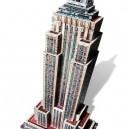 Wrebbit 3D Empire State Building Jigsaw Puzzle
