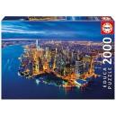 Educa  New York Aerial View  Puzzle (2000