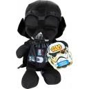 Joy Toy 1400605 17 cm Star Wars Darth Vader Velboa Velvet Plush Soft Toy