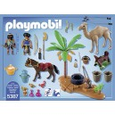 Playmobil 5387 Egyptian Tomb Raiders' Camp
