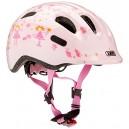 ABUS Girl Smiley 2.0Bicycle Helmet, Girls, Smiley 2.0, rose princess