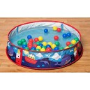 BBGG Pop Up Paddling Pool with UV Canopy