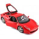 Bburago Ferrari 458 Italia 1