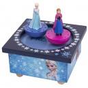Trousselier Musical Dancing Elsa and Ana Frozen Figure