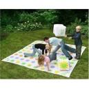 Garden Games Get Knotted 3 Metres x 3 Metres PVC Mat