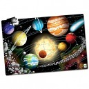 The Learning Journey 782545 Doubles Glow in The Dark Space Puzzle