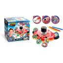 Canal Toys–ct06005–Creative Leisure–Yo Kai Watch–Badge Machine