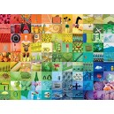 Ravensburger 99 Beautiful Colours 1500pc Jigsaw Puzzle