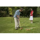 Traditional Garden Games 96 cm Croquet Set