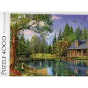 Trefl 45005  Afternoon Idyll  Puzzle (4000