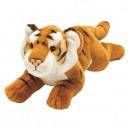 Suki Gifts Yomiko Classics Jungle and Wildlife Lying Tiger (Medium, Brown)