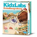 4M 68555  Kidz Labs Crystal Mining  Science Kit