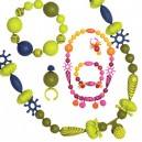 B 70.1254 Pop Arty Jewellery Set