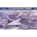Trumpeter 1/72 Russian Tu160 Blackjack Bomber