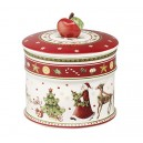 Villeroy & Boch Winter Bakery Delight 12 x 11 cm Small Pastry Box