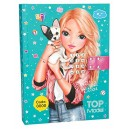 TOPModel 8986 Secret Code Diary with Sound, Theme 2, Assorted