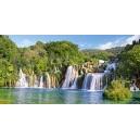 Castorland Krka Waterfalls Croatia Jigsaw (4000