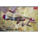 Roden 616 Model Kit Nieuport 28 c.1