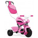 Smoby 740403 Be Move Comfort Rose Trike Toy