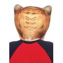 Leg Avenue 2151  Foam Angry Cat Mask  Men's Fancy Dress Costume (One Size)