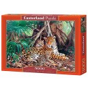 Castorland Jaguars in The Jungle Jigsaw (3000
