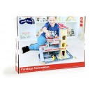 Small Foot 4777 Wooden Parking Garage Toy