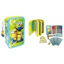 Simba – 86478 – Minions Pencil Case 3 Compartments