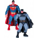 Dark Knight Returns 30th Anniversary Superman and Batman Action Figure 2
