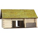 Walachia Barn Model Kit
