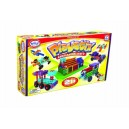 Popular Playthings Playstix Deluxe  Construction Toy (211