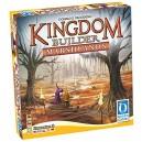 Queen Games 10072  Kingdom Builder Marshlands Multilingual  Game