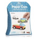NPW NP26160 Make Your Own Paper Cars