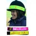 flashing hat band