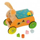 Bigjigs Toys Bunny Ride On
