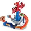HotWheels 900 DWL04 Dragon Blast Playset