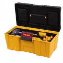 Redbox Tool Tech Tool Box with Carry Case and Accessories