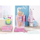 BABY born 823583 Rain Fun Shower Doll Set