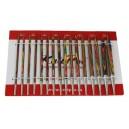 KnitPro Symfonie Wood Interchangeable Needle Deluxe Set