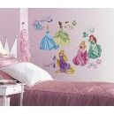 RoomMates  Disney Princess Royal Debut  Wall Sticker
