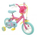 Peppa Pig Girl Bike, Pink, 12