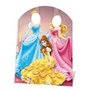 Star Cutouts Cut Out of Disney Princess Stand