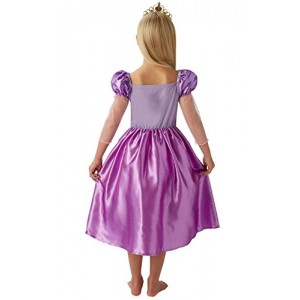 Rubie's Official Disney Princess Rapunzel Childs Deluxe Costume, Medium 5