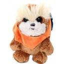 Joy Toy 1400609 17 cm Star Wars Ewok Velboa Velvet Plush Soft Toy