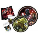 Ciao Y2532 Kit Party Festival in Table Star Wars for 24 persons (112 Pieces