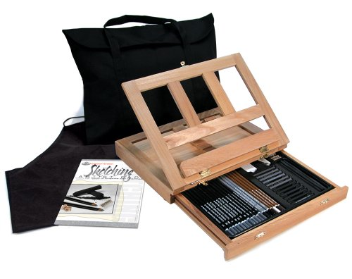 Royal and Langnickel Sketching Art Easel Set